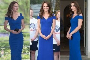 Kate Middleton, cu cercei de peste 50 000 de dolari. Iata cum s-a afisat ducesa la un eveniment de caritate - FOTO