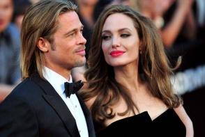 Probleme grave in familia lui Brad Pitt si Angelina Jolie. Vezi de ce au avut nevoie de psiholog -FOTO