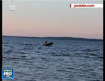 Tragedie pe lacul Siamozero din Republica Carelia, nordul Rusiei. 12 copii au murit dupa ce ambarcatiunile turistice in care se aflau au fost prinse de o furtuna puternica si s-au rasturnat - VIDEO