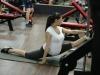 Mai are doua saptamani pana la nastere, dar nu se lasa de sport. Vezi cum a fost surprinsa gimnasta Cristina Costei Bujag - VIDEO