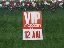 12 oameni de succes, din domenii diferite, infrumuseteaza coperta aniversara a revistei VIP magazin. Iata cum arata aceasta - VIDEO