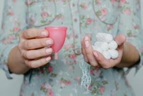 Cupa menstruala, alegerea perfecta pentru momentele delicate. 5 motive pentru care trebuie sa o incerci