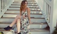 Rochia lunga este alegerea perfecta pe timp de canicula. Cum sa porti rochia maxi daca esti scunda - FOTO