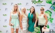 Radler Summer Vibe, o petrecere cu oameni frumosi si zambareti! Evenimentul a abundat in nuante de menta si lime - FOTO