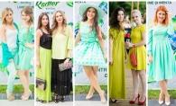 Radler Summer Vibe Party: Invazie de tinute in diferite nuante de lime si menta. Iata cele mai reusite aparitii - FOTO