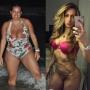 Sotul a parasit-o dupa ce a slabit 32 de kilograme si s-a facut bomba sexy