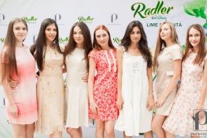 O prezentare superba de rochii! Vezi cat de frumoase sunt rochiile de vara ale brandului Georgette, prezentate la petrecerea Radler Summer Vibe - VIDEO