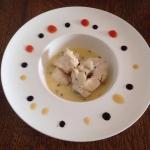 Seabass in sos alb cremos! O reteta delicioasa, propusa de designerul Leanka Chokolate - FOTO