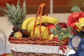 Fructe sanatoase si delicioase, livrate direct la tine in birou. Comanda cosuletele pline de vitamine, care sigur vor bucura totii angajatii - VIDEO