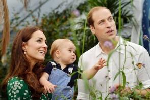 Printul George al Marii Britanii implineste 3 ani. Vezi cele mai recente poze cu micul print - FOTO