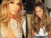Ea este sosia lui Jennifer Lopez! Are silueta, zambetul si parul exact ca la diva puerto-ricana. Uite cat de mult seamana cele doua - FOTO