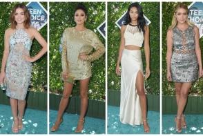 Teen Choice Awards 2016: Cum -au imbracat preferatele adolescentilor la cel mai cool eveniment al verii