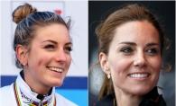 Kate Middleton are o sosie la Jocurile Olimpice de la Rio! Uite cat de mult seamana cele doua - FOTO