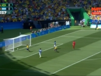 Un nou meci dintre Brazilia si Germania. De aceasta data, va fi o partida dintre echipele olimpice, mai exact marea finala de la Rio - VIDEO
