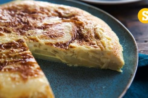 Cea mai simpla reteta de omleta spaniola! Nu ai mai mancat ceva mai bun