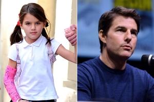 Tom Cruise este un tata rau? Afla de ce actorul n-a vorbit cu fiica sa, de mai bine de 3 ani - FOTO