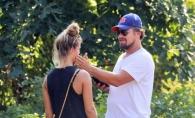 Nu se mai satura unul de celalalt. Vezi cum a pozat Leonardo Dicaprio si iubita lui in ipostaze tandre - FOTO