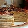 Tort tiramisu din clatite. Vezi cat de original si gustos este!