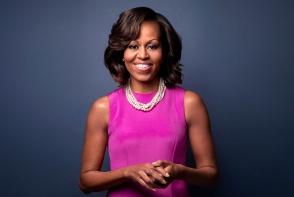 Michelle Obama, in tenisi si rochie de vara. Uite cat de diferit arata intr-o tinuta casual - FOTO