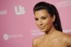 Kim Kardashian, aparitie de senzatie la MTV Video Music Awards. Vezi cum s-a afisat diva - FOTO