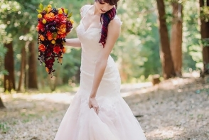 Modele de rochii de mireasa care te inspira.  Sunt spectaculoase si neobisnuite - GALERIE FOTO
