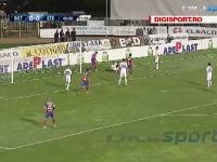 Steaua Bucuresti paseste in semifinalele Cupei Ligii Romaniei. Ros-albastrii au invins-o pe FC Botosani cu scorul de 2 la 0 si continua lupta pentru al treilea trofeu consecutiv - VIDEO