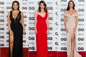Elegante, dar si sexy: Ce tinute au purtat vedetele pe covorul rosu al Premiilor GQ Men of the year 2016 - FOTO