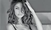 Madalina Ghenea a fost o mireasa incredibil de frumoasa. Iubitul acesteia n-a rezistat mult fara sa o sarute - FOTO