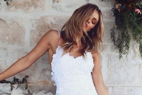 Rochia de mireasa a creat isterie pe retelele de socializare. Iata cum arata cea mai dorita rochie din lume - FOTO