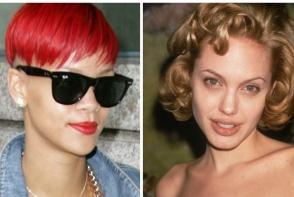 Rihanna si Angelina Jolie, sunt doar cateva vedete ce au avut tunsori oribile. Iata cele mai urate tunsori ale celebritatilor - FOTO
