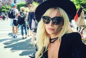 Natalia Gordienko colectioneaza palarii. Iata ce modele adora sa poarte blonda - FOTO