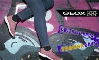 Lasa picioarele sa respire cu Noua Colectie GEOX 2016!