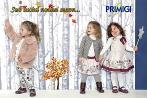 Noua colectie Primigi - Toamna/Iarna 2016! Haine si incaltaminte stilate si calduroase, pentru copilul tau