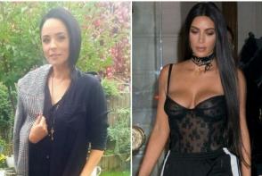 Andreea Marin, look la fel de indraznet ca al lui Kim Kardashian: a adoptat cel mai nonconformist trend