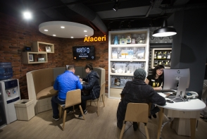 Experiente digitale la Orange Smart Store de la Rezina