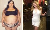 Transformare uimitoare din femeie obeza, in bomba sexy! Sotul era atat de gelos incat a parasit-o - FOTO