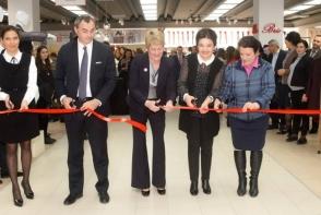 In centrul comercial UNIC s-a deschis cel mai mare magazin