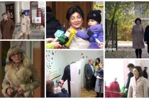 Alegeri prezidentiale 2016! Cum s-au imbracat doamnele din politica, dar si sotiile oficialilor la vot