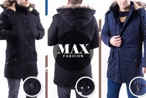 Intr-o geaca stilata de la Max Fashion, orice barbat poate arata sexy - VIDEO