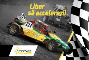 StarNet partener AutoCross Republica Moldova Etapa Finala
