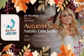 Natalia Gordienko organizeaza un nou targ de haine. Poti merge si achizitiona tot ce vrei din garderoba artistei - FOTO