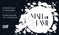 "Toamna la Shopping MallDova esti ""MORE THAN FASHION""!"