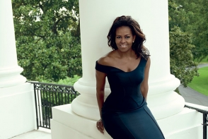 Michelle Obama a pozat pentru Vogue! Iata ce fotografa renumita semneaza coperta!