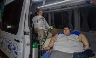 Cel mai gras barbat din lume cantareste 500 kilograme! Din ce cauza sufera cel mai mult - VIDEO