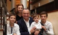 Fiul presedintelui ales implineste astazi 14 ani! Cum si-a felicitat fiul Igor Dodon - FOTO