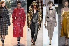 Tendintele anului viitor: hainele pe care trebuie sa le porti in 2017