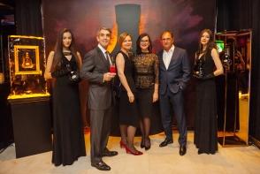 Petrecere luxurianta organizata de Hennessy X.O. Cum s-au distrat mai multi oameni de succes de la noi - VIDEO