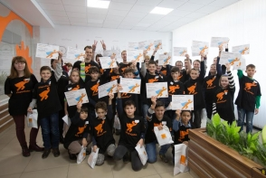 Orange #supercoders - pentru micii programatori