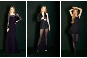 Fii eleganta de Revelion si poarta o tinuta all black. Morphine iti propune cele mai indraznete si extravagante rochii - FOTO