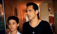 Fiul lui Stefan Banica Jr. a crescut mare si se transforma in copia fidela a tatalui sau! A castigat titlul de Mister Boboc - FOTO